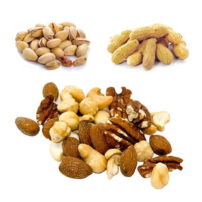 Cucina Vegana: semi oleosi, ricchi di sali minerali e oligoelementi rari