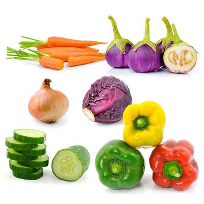 Cucina Vegana: gustosa verdura fresca di stagione